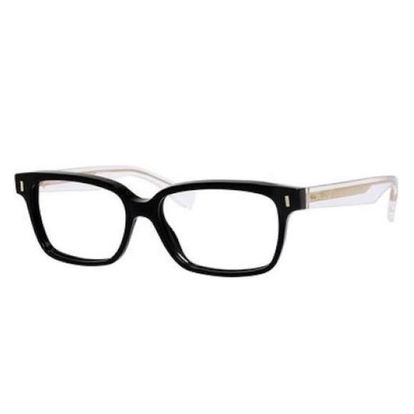FENDI 0035 Eyeglasses 0YPP-Black